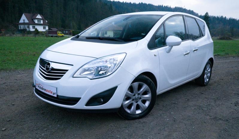 Opel Meriva full