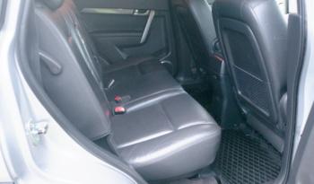 Chevrolet Captiva 4×4 full