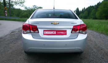 Chevrolet Cruze full