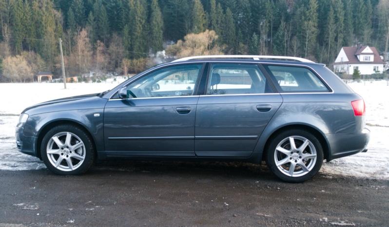 Audi A4 full