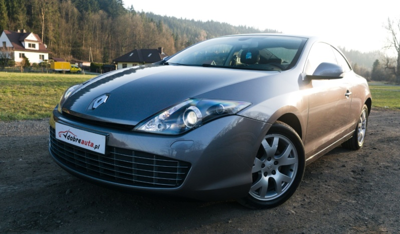 Renault Laguna Coupe full