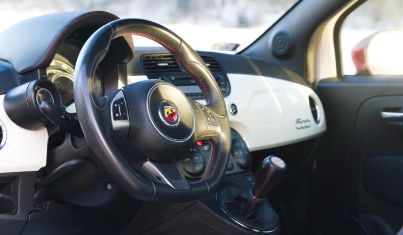 Fiat 500 Abarth full