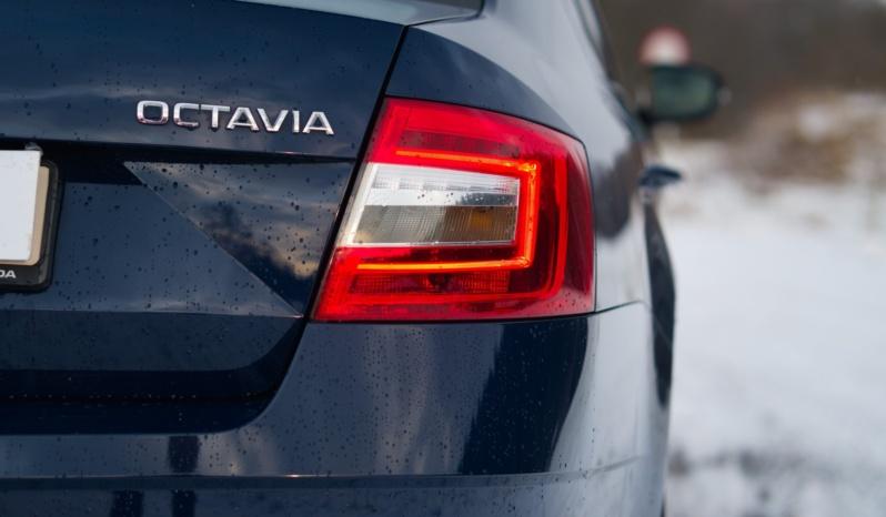 Skoda Octavia full