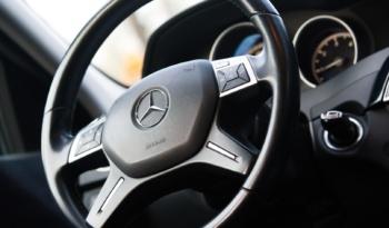 Mercedes klasy C 4×4 full