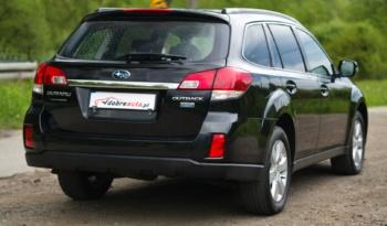 Subaru Outback full